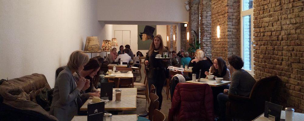 Salon Schmitz - Café / Lounge / Bar / Ausstellungen